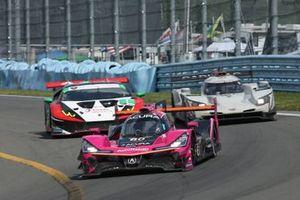 #60 Meyer Shank Racing w/Curb-Agajanian Acura DPi, DPi: Olivier Pla, Dane Cameron
