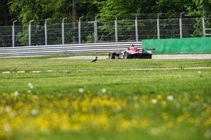 Mirko Zanardini, Luxury Car Racing, Wolf GB08 Thunder