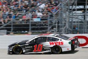 Aric Almirola, Stewart-Haas Racing, Ford Mustang Smithfield / Weis Markets
