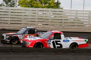 Tanner Gray, Team DGR, Ford F-150 Ford Performance, Chandler Smith, Kyle Busch Motorsports, Toyota Tundra JBL