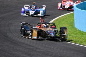 Jean-Eric Vergne, DS Techeetah, DS E-Tense FE21, Jake Dennis, BMW I Andretti Motorsport, BMW iFE.21
