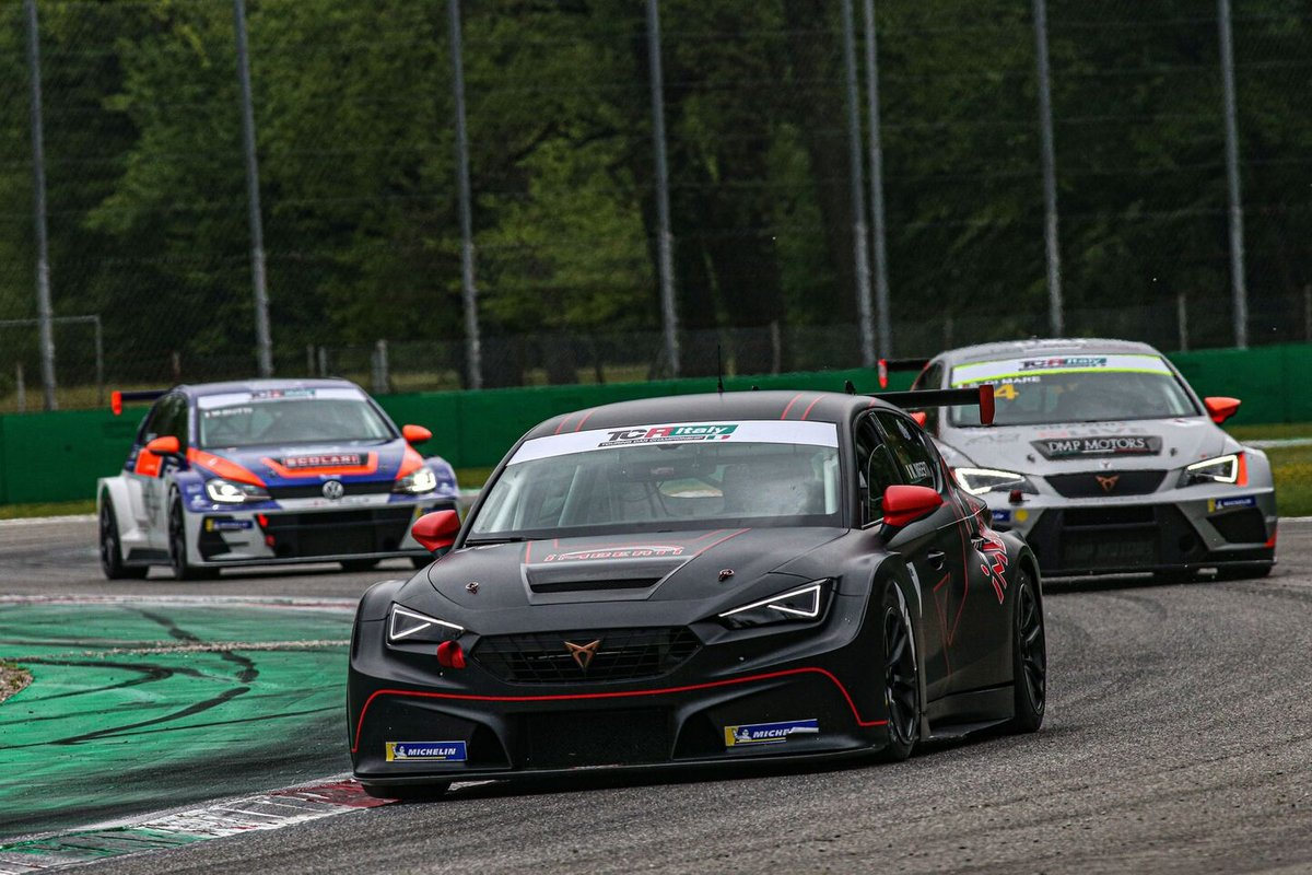 Michele Imberti, Elite Motorsport, Cupra Leon Competición TCR