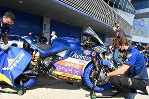Les motos d'Avintia Esponsorama Racing MotoE