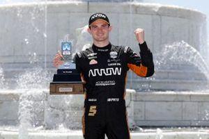 1. Patricio O'Ward, Arrow McLaren SP Chevrolet