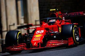 Carlos Sainz, Ferrari SF21