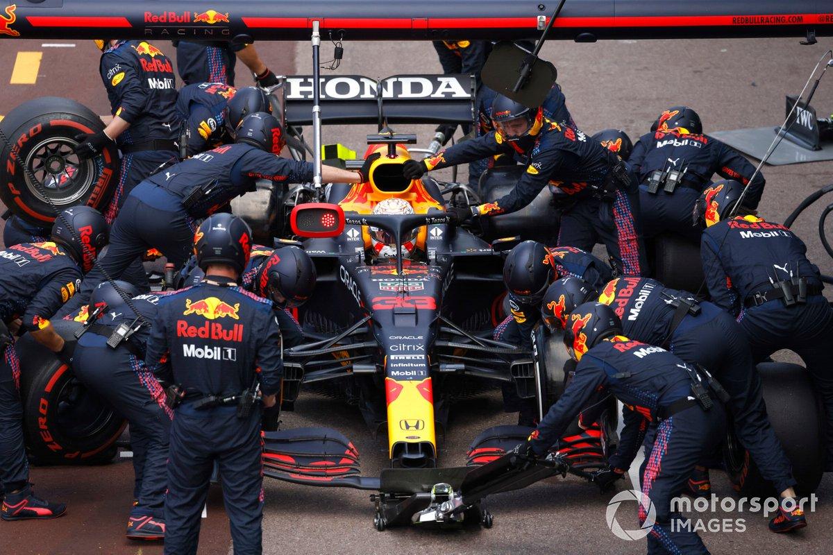 Monaco: Max Verstappen (Red Bull)