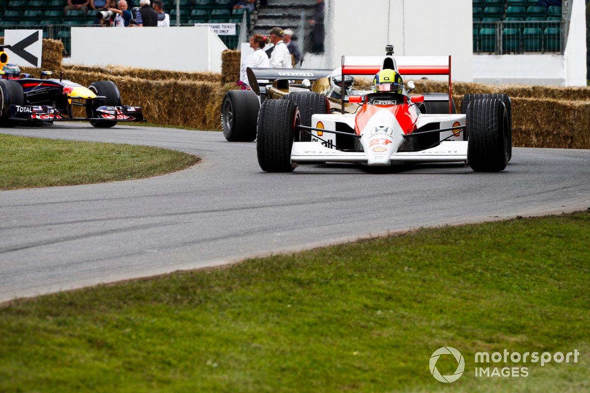 Lando Norris, McLaren-Honda MP4/5B