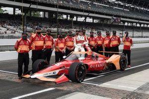 Marco Andretti, Andretti Herta-Haupert w/Marco & Curb-Agajanian Honda, team