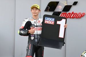 Polesitter Tatsuki Suzuki, SIC58 Squadra Corse