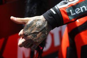 Scott Redding, Aruba.It Racing - Ducati tatto