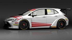 Team Toyota GB, Toyota Corolla