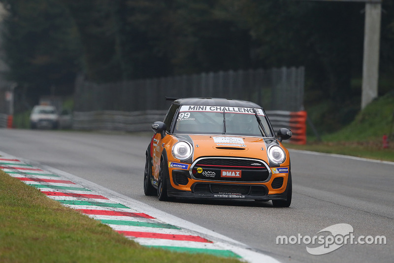 Thomas Krasonis, Mini John Cooper Works Lite