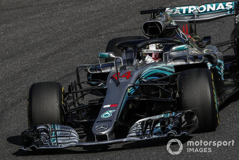 Hamilton'la Schumacher arasında 20 galibiyet kaldı