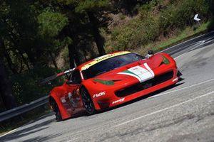 Lucio Peruggini, Ferrari 458 Gt3, Ab Motorsport