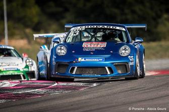 #53 Ayhancan GÜVEN, Attempto Racing pendant la Porsche Carrera Cup France au Circuit Paul Ricard, du 11 au 14 octobre 2018