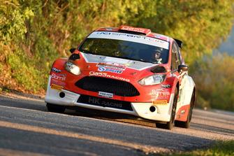 Andrea Crugnola, Danilo Fappani, Ford Fiesta R5