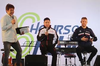 Kamui Kobayashi, Toyota Gazoo Racing, Jenson Button, SMP Racing