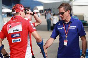 Jorge Lorenzo, Ducati Team, Lin Jarvis