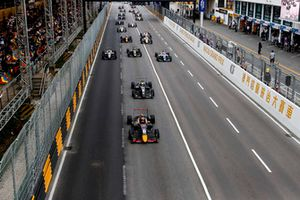 Start zum Formel-3-Grand-Prix in Macau 2018