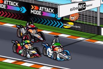 La previa de la Fórmula E 2018/19 según MiniEDrivers
