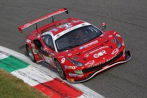 Ferrari 488-GT3 #27, Scudeira Baldini 27: Fisichella-Gai