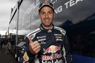 Polesitter Jamie Whincup, Triple Eight Race Engineering Holden