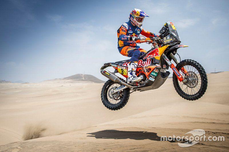 Dakar 2019: Moto