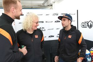 Guy Coulon, Miguel Oliveira, Team KTM Tech 3