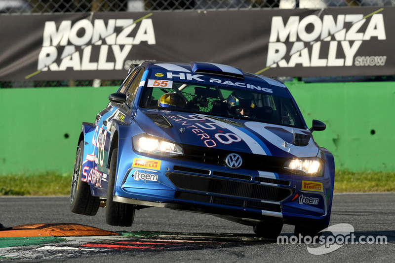 Alessandro Re, Fulvio Florean, Volkswagen Polo