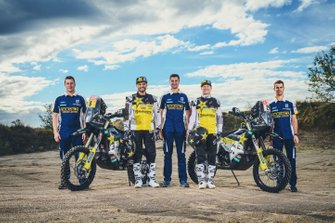 Husqvarna Factory Racing team