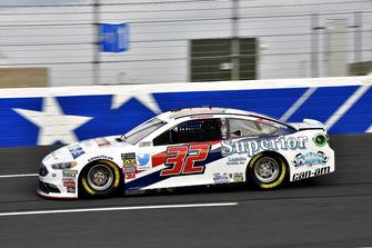 Matt DiBenedetto, Go FAS Racing, Ford Fusion Superior Logistics Services, Inc.