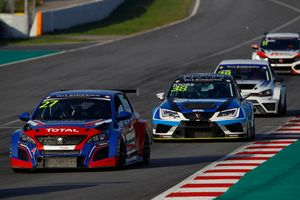 Enrique Hernando, Sports & You Peugeot 308 TCR, Danny Kroes, PCR Sport Cupra TCR