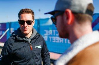 Stoffel Vandoorne, HWA Racelab, con los medios