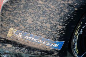 Auto von Andre Lotterer, DS TECHEETAH, DS E-Tense F19, nach Ausritt