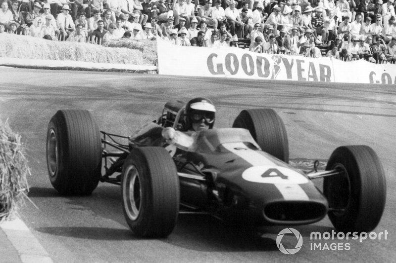 Jim Clark, Lotus 33-Climax