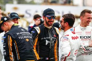 Jean-Eric Vergne, DS TECHEETAH, Jose Maria Lopez, GEOX Dragon Racing
