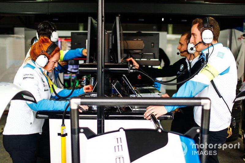 BMW I Andretti Motorsports, BMW iFE.18