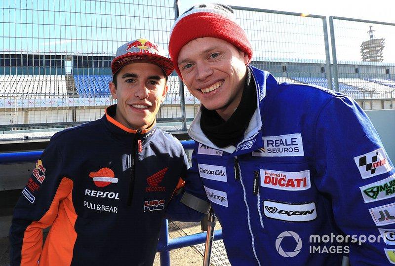 Marc Marquez, Repsol Honda Team, Tito Rabat, Avintia Racing