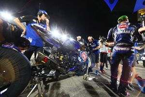 Alex Lowes, Pata Yamaha bike