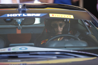 Daniel Ricciardo, Red Bull Racing, participates in Hot Laps