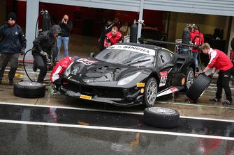 #448 Ferrari 488, Ital Auto Shanghai: Angelo Negro