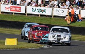 St Mary's Trophy Part 1 Tony Jardine Jaguar Mk1