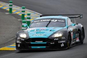#53 Aston Martin DBR9: Richard Meins