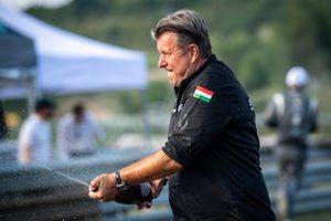 Zoltan Zengő, Team Principal Zengő Motorsport X CUPRA