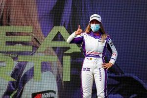 Nerea Marti fête sur le podium
