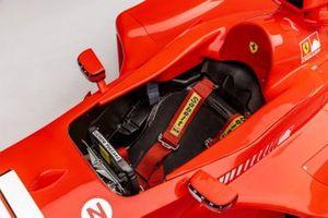 La Ferrari F399 de 1999 de Michael Schumacher