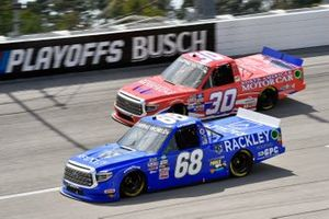 Clay Greenfield, Clay Greenfield, Toyota Tundra Rackley Roofing, Danny Bohn, On Point Motorsports, Toyota Tundra North American Motor Car