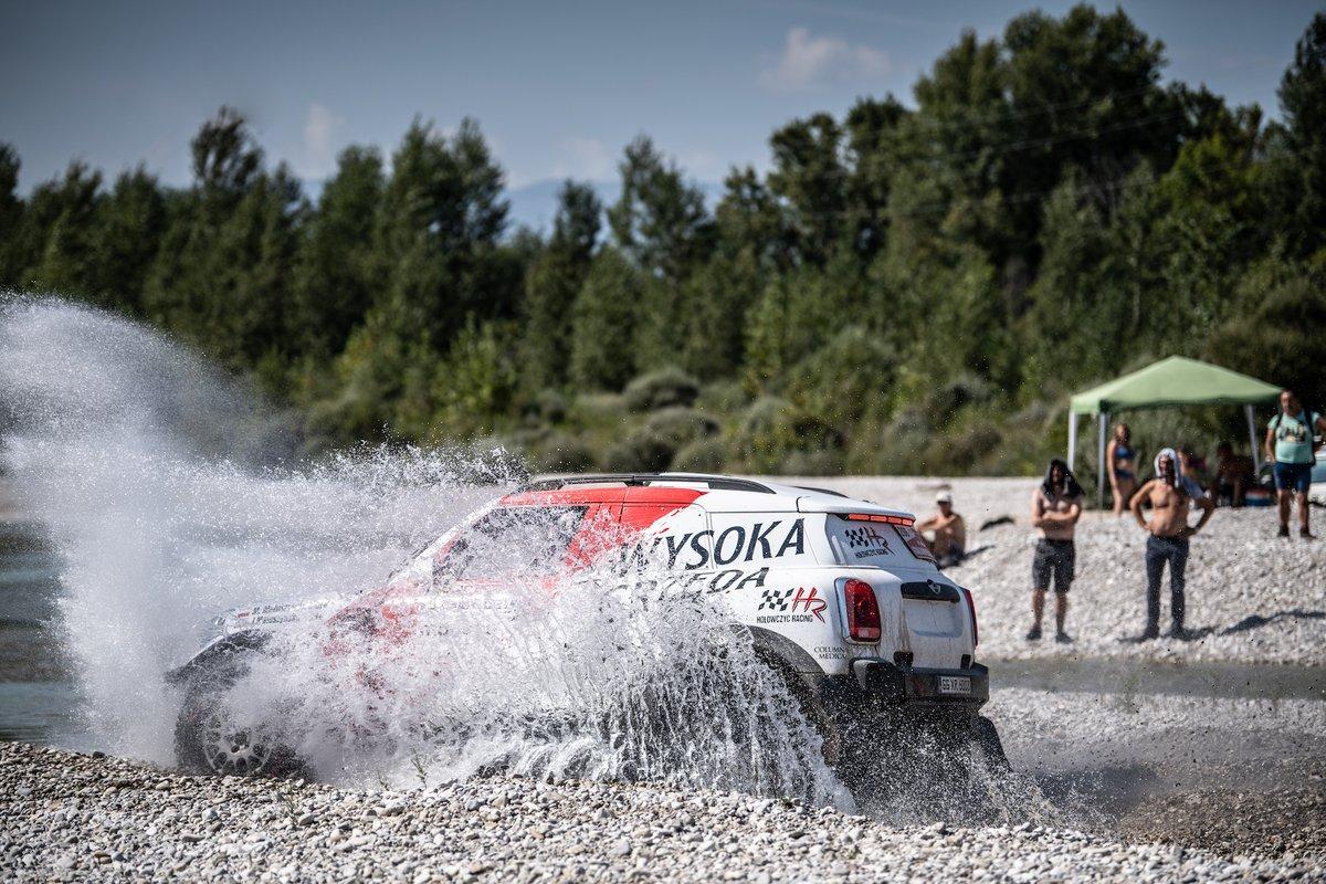 Michał Małuszyński, Julita Małuszyńska, Mini JCW Rally