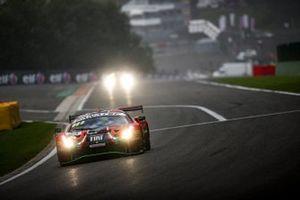 #33 Rinaldi Racing Ferrari 488 GT3: Benja Hites, David Perel, Fabrizio Crestani
