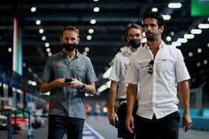 Rene Rast, Audi Sport ABT Schaeffler, Lucas Di Grassi, Audi Sport ABT Schaeffler